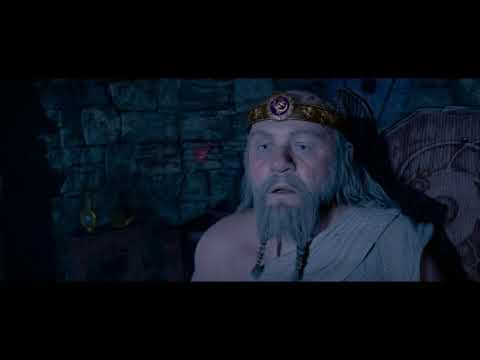 Beowulf (2007) - Prodigal Son First Encounter | HD 1080p