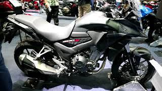 7. New Honda CB 500 X 2018, Bangkok International Motor Show 2018