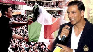 Akshay Kumar Opens Up On gets TROLLED for holding Indian Flag Controversy. Click here http://goo.gl/Kua0nv to watch Latest...