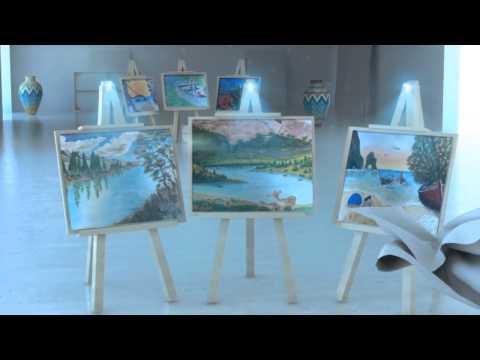 Roberto Foskolo Paint Artist