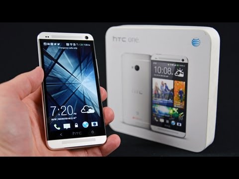 HTC - Detailed unboxing and tour of the impressive HTC One with a detailed tour of HTC Sense 5, Blink Feed, HTC Zoe, and a demo of HTC Boom Sound and IR Remote. Fu...