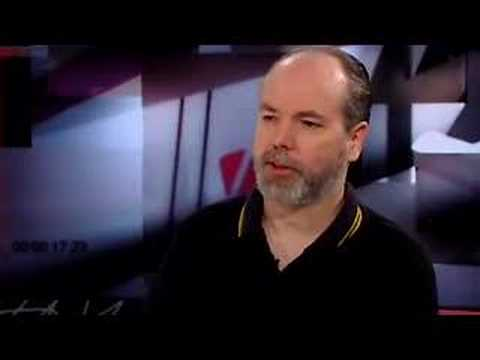 coupland - The unique author of Generation X and JPod, Douglas Coupland, is on The Hour with George Stroumboulopoulos.