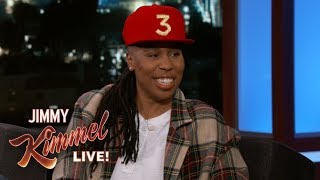 Video Lena Waithe Has a Major Crush on Jennifer Aniston MP3, 3GP, MP4, WEBM, AVI, FLV Maret 2018