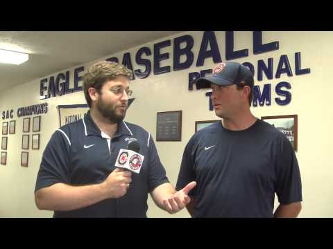 C-N Baseball: Mark Allen Bounds Interview 6-2-15
