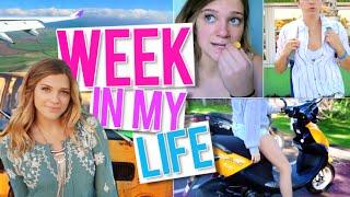 A Week In My Life: Spring Break! by Monica Church