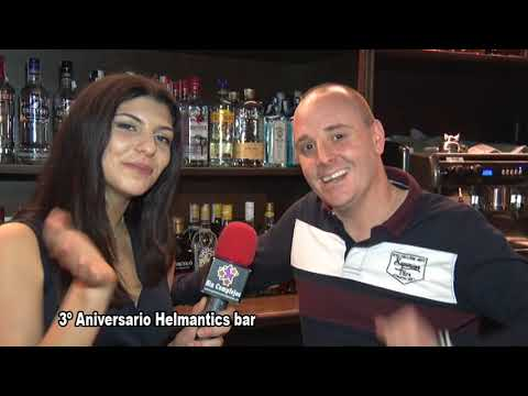 3º ANIVERSARIO HELMANTICS SPORT BAR
