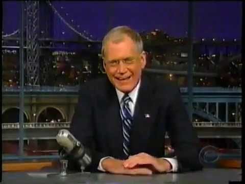 Late Show with David Letterman FULL EPISODE (10/16/02)