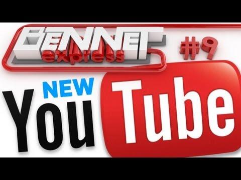 Новый YouTube — Bennet Express 9