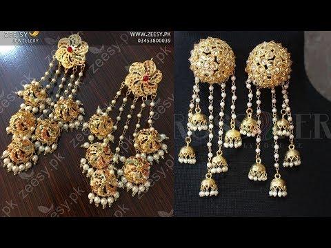 Multi Jhumka Fashion Earrings Designs 2019 | Indian Jewellery Design 2019
