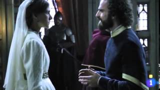 "This is about little ""romance"" Anne (Marta Belmonte), Duchess Of Britanny and Dowager Queen Of France, and King Louis XII Of France (Borja Luna). ""Isabel"" series TVe, 3rd season.All images belong to RTVE. Song: Queen for a day, by Blackmore´s Night"