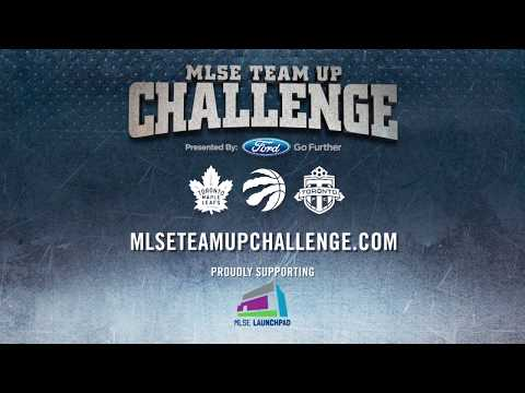 2018 MLSE Team Up Challenge presented by Ford Launch