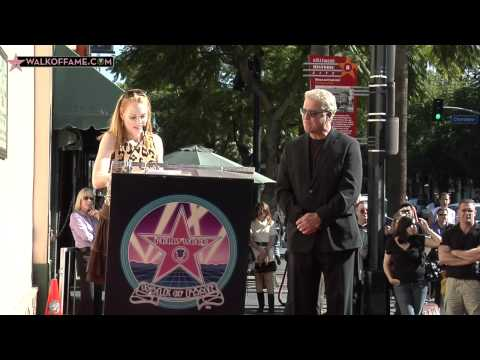 William Petersen Walk of Fame Ceremony
