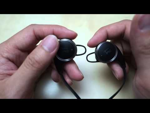 Taotronics TT-BH06 Wireless Sport Headphones Review