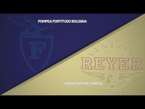 Fortitudo, gli highlights del match contro Venezia