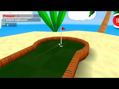 Video of Golf Par Tee (Ad Free)