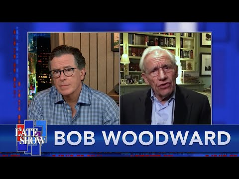 Bob Woodward: President Trump Ridiculed Me For Mentioning Black Lives Matter