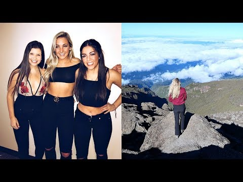 FIRST WEEK BACK AT SCHOOL + CLIMB MACHU PICCHU WITH ME!