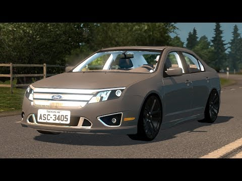 Ford Fusion 2014 1.28.x