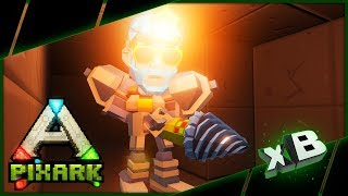 Power Tools & Doedic Tame! :: PixARK Multiplayer :: E04