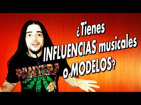 Videos musicales - ¿Tienes INFLUENCIAS MUSICALES o Modelos? (Guitar Vlog)