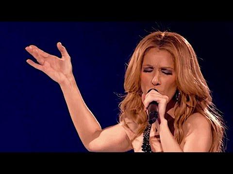 Céline Dion - Pour Que Tu M'aimes Encore (Live from Montréal 2008) HD