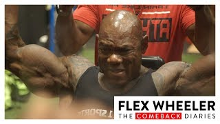 Nonton The Problem With Flex S Shoulders  6 Weeks Out Olympia 2017    Flex Wheeler  The Comeback Diaries Film Subtitle Indonesia Streaming Movie Download