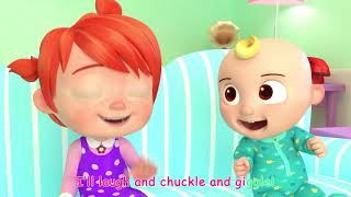 Laughing Baby with Family  Nursery Rhymes & Kids Songs   ABCkidTV