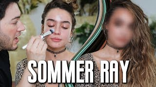 TRANSFORMING SOMMER RAY INTO A INSTAGRAM BADDIE! by Manny Mua