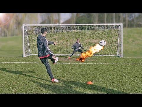 Henrikh Mkhitaryan vs freekickerz - Penalty Football Challenge - Thời lượng: 5:47.