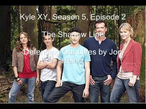 Kyle XY Season 5 Episode 2, The Shadow Line, Defending Our Lives