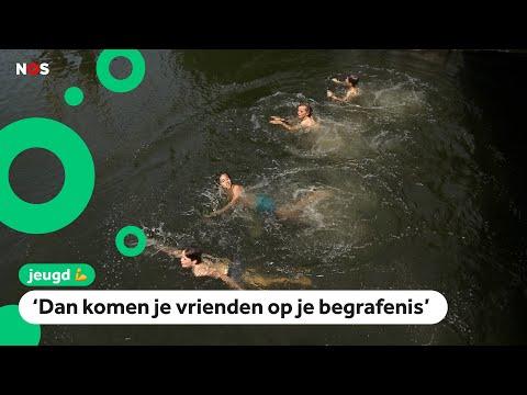 'Pas op als je gaat zwemmen in een rivier of kanaal'