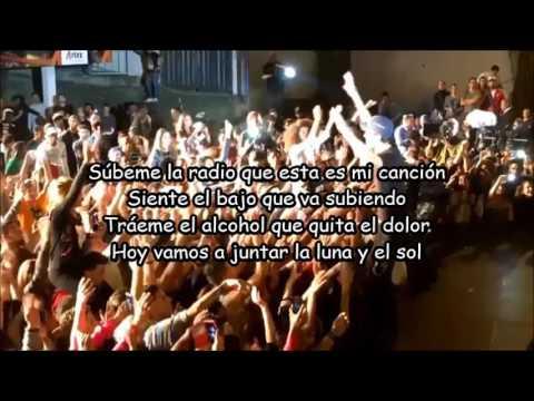 Enrique Iglesias ft Descemer Bueno, Zion & Lennox | Subeme la radio | Letra