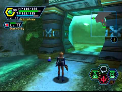 phantasy star online dreamcast offline mode