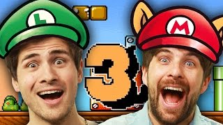 WE'RE IN SUPER MARIO BROS 3!