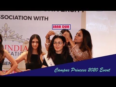 Campus Princess 2020 Event LPU