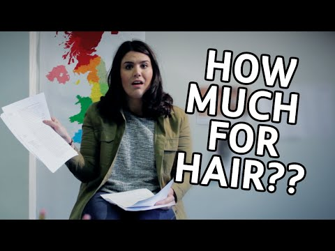 After losing her hair when she was 12 - and being told it would never grow back - Emma Nelson is calling from more emotional and financial support for people with alopecia.