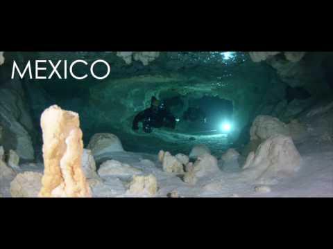CAVE DIVE PLAYA DEL CARMEN WITH ADVANCED DIVER MEXICO