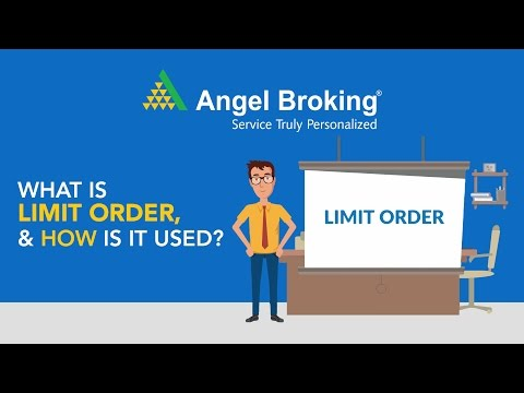 What is Limit Order and how is it used