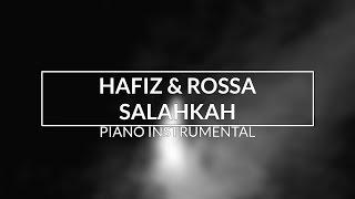 Video Hafiz ft. Rossa - Salahkah (Piano Instrumental Cover) MP3, 3GP, MP4, WEBM, AVI, FLV Mei 2019