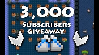 Thank you so much for 3,000 Subscribers!How to Enter the Giveaway:1. Like the Video2. Subscribe3. Comment Your IGN (In Game Name) and a number between                1-100000The Giveaway will end on July 7th.Good Luck!