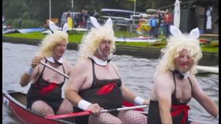 Viel Spaß für die ganze Familie beim Sommerfest am Großen Meer. Trödelmarkt, Spielmobil und ein abwechslungsreiches Bühnenprogramm kamen bei den Besuchern sehr gut an. Bei der kunterbunten Kanuregatta gingen diesmal viele der 12 Teams baden.
