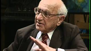 PAY IT BACKWARDS: The Federal Budget Surplus with Milton Friedman
