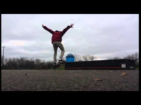 Lake zurich skatepark solo session