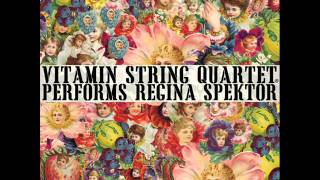 Us - Vitamin String Quartet Performs Regina Spektor