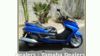 2. 2007 Yamaha Majesty 400 Walkaround and Info
