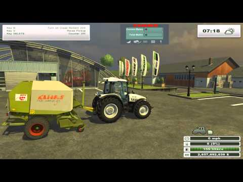 Claas Rollant 250 V1.0