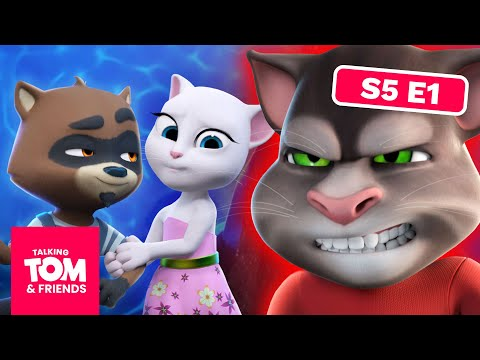 Neighbor Roy - Talking Tom and Friends | Season 5 Episode 1