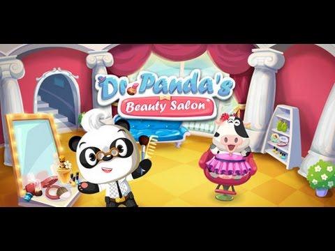 Dr.  Panda's Beauty Salon – Best iPad app demo for kids