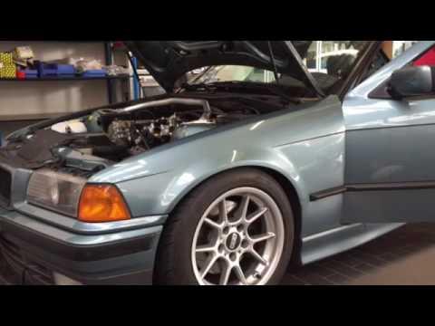 BMW e36 318i m43b18 ITB dBilas cam Sound (No m42/m44 318is !)