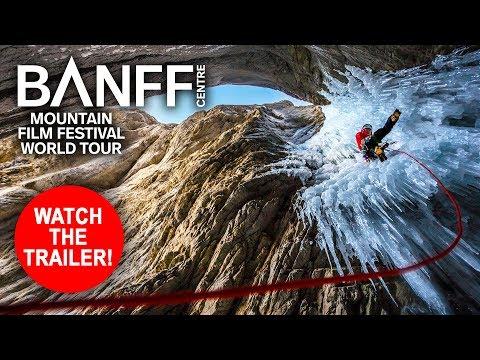 Banff Mountain Film Festival - 2018 UK & Ireland Tour Trailer (видео)